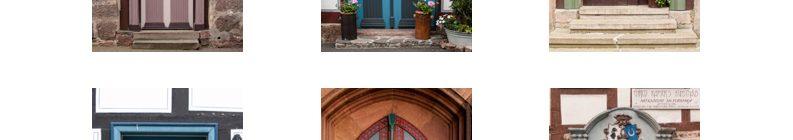 Urban Fotografie – Türen