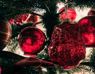 Weihnachtsfarben